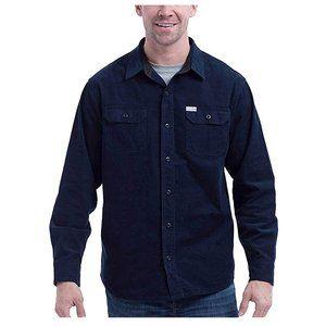 Eddie Bauer Men's Crosscut Cord Shirt